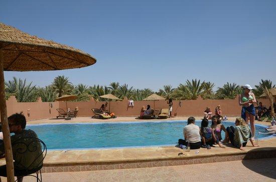 Riad Nezha: pool