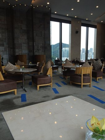 Harbour Grand Hong Kong: Club Lounge