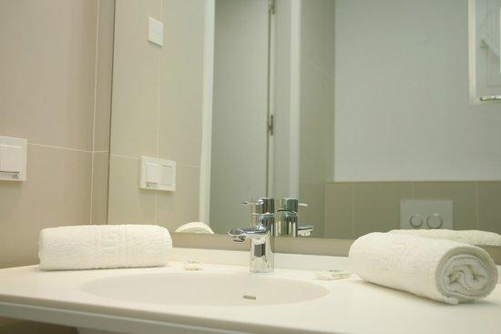 Club La Santa: Bathroom - Comfort Apartment