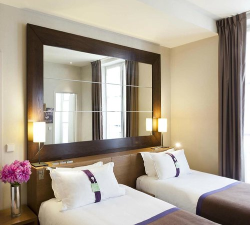 Holiday Inn Paris Elysees: Chambre Twin