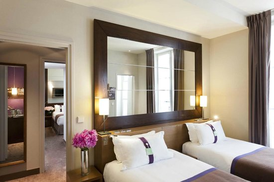 Holiday Inn Paris Elysees: Chambre communicante