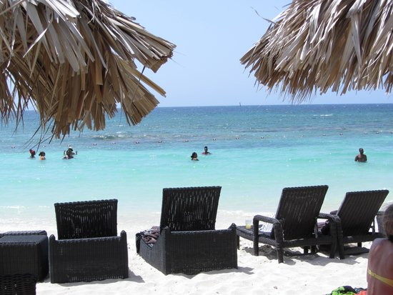 Secrets Wild Orchid Montego Bay: Great beach