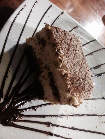 Il Giardino | Bar - Restaurante: tiramisu....4,50$