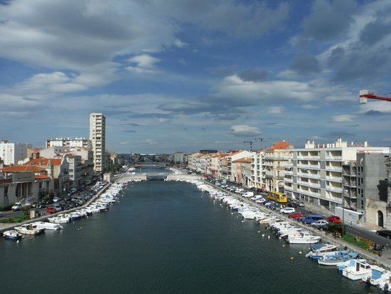 Le Grand Hotel : Canal view