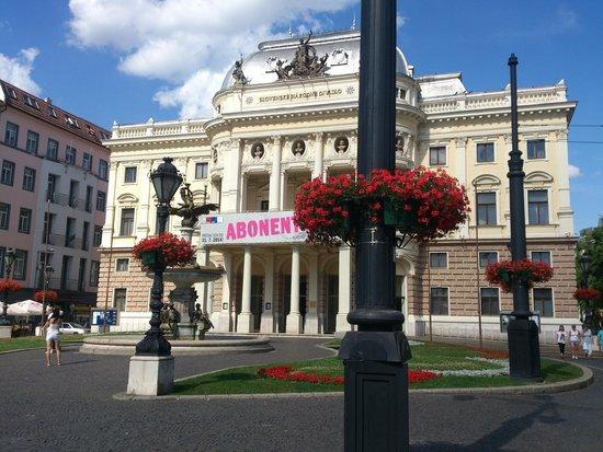 Bratislava - Slovak National Theatre