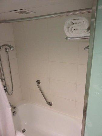 South Pacific Hotel: バスルーム