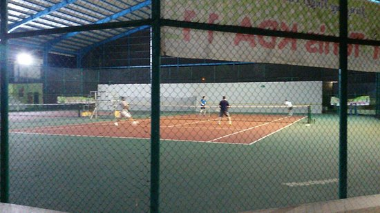 KDA Indoor Tennis