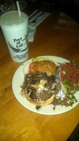 Port of Call : Yummy on a bun