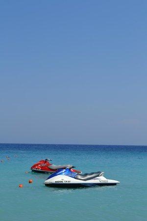 Atlantica Princess Hotel: The sea