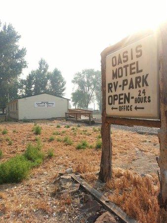 Juntura, ออริกอน: Motel and r.v park