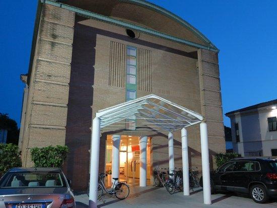 Hotel San Marco : Eingangsbereich