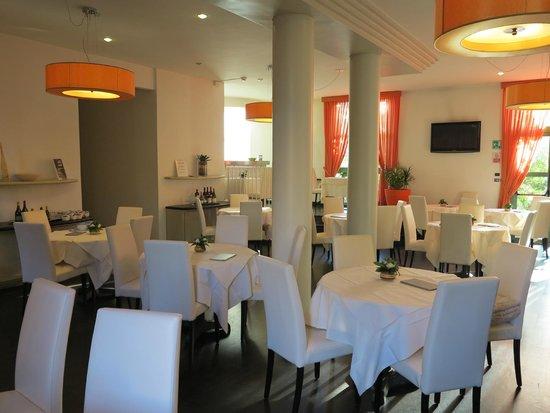 Hotel San Marco : Frühstücksbereich