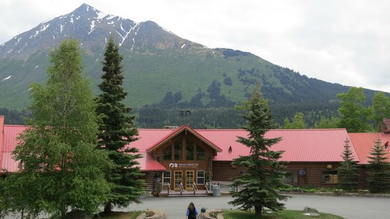 Kenai Princess Wilderness Lodge : Lodge