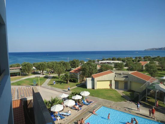 Grecotel Rhodos Royal: Море