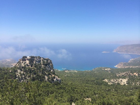 Grecotel Rhodos Royal : Остатки крепости