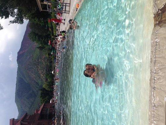 Glenwood Hot Springs Pool: Hot springs pool
