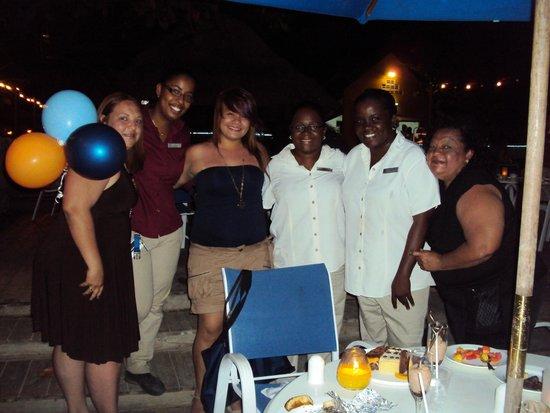 Hilton Curacao: Excelente personal...