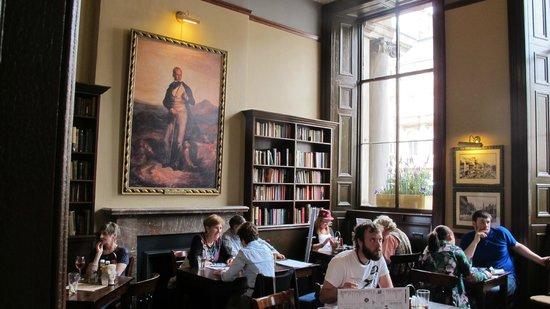 The Standing Order: Un buen sitio para comer en Edimburgo