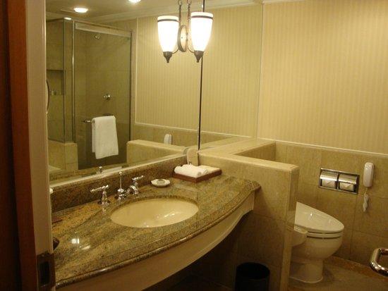The Shilla Seoul : Bathroom