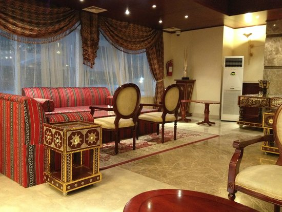 Lexington Gloria Hotel Doha : Холл