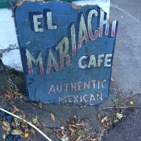 El Marachi Cafe: Tucked Away in Occidental, ca