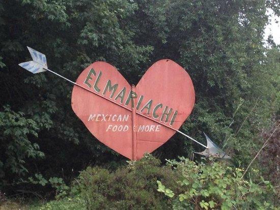 El Marachi Cafe: Love of Mexican Food!