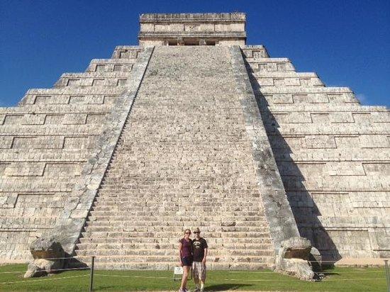 Cancun With Me: Chichen Itza