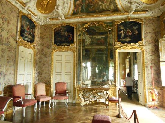 Appartamento del Re camera da letto verso Ponente - Foto di Villa ...