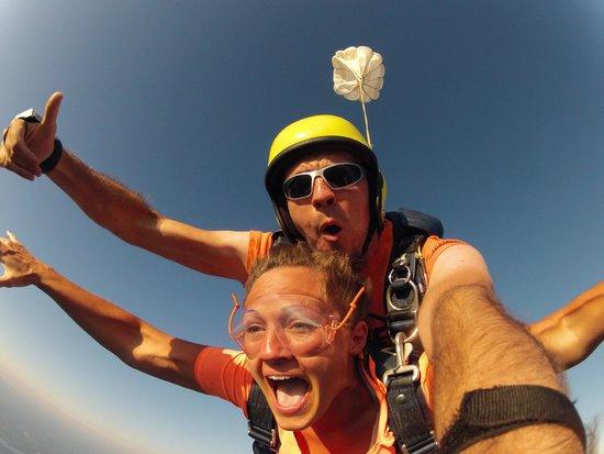Skydive Central New York: Livin' the dream!