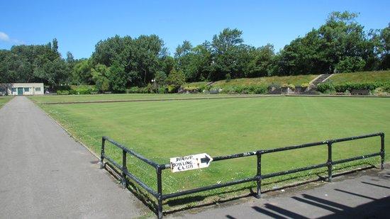Stanley Park: Unused Bowling Greens