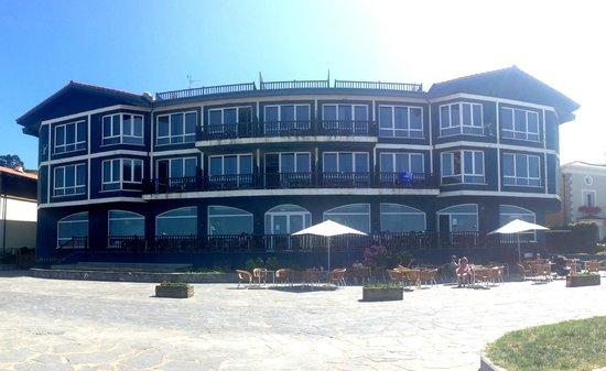 Aisia Kresala Hotel : Desde la playa