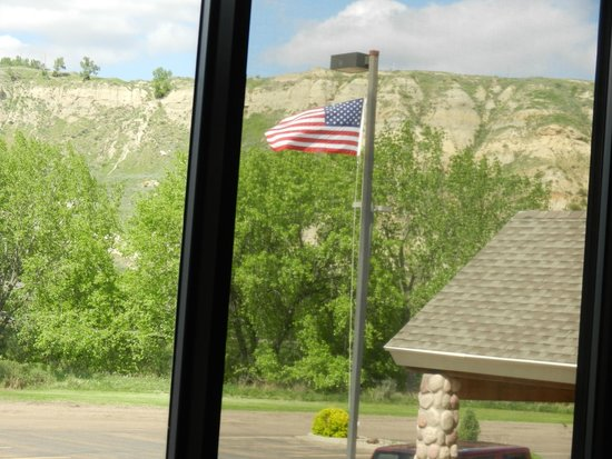 AmericInn Lodge & Suites Medora : View from our room