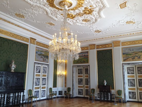 Schloss Christiansborg (Christiansborg Slot): The Green Room