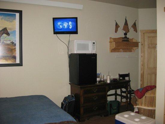 Amble Inn : Double queen room