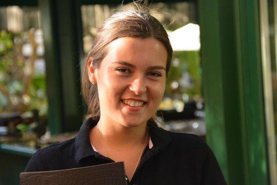 Cafe Latino Sorrento: A Friendly Smile!