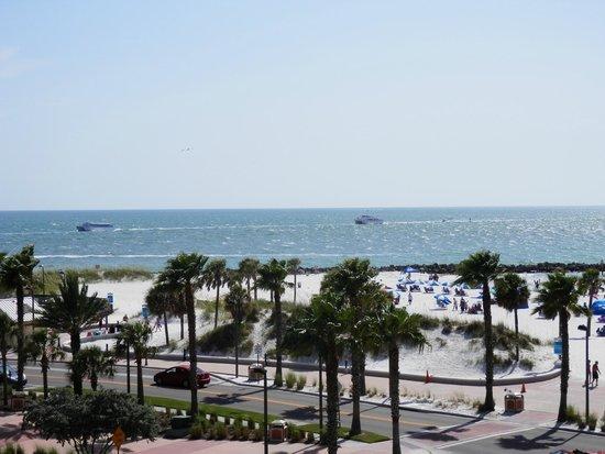 Beachwalk Inn: Beach view from hotel