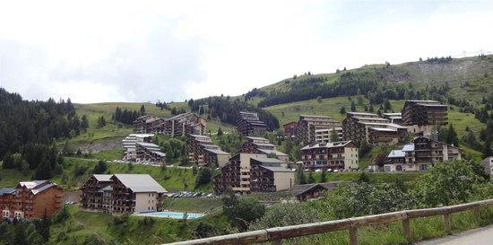 Hotel le Beau Site : hotel du milieu