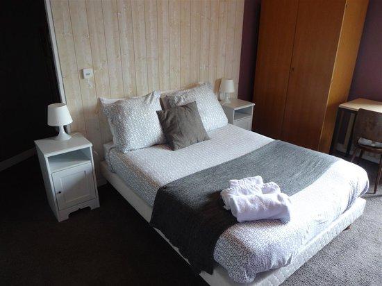 Hotel le Beau Site : chambre 22
