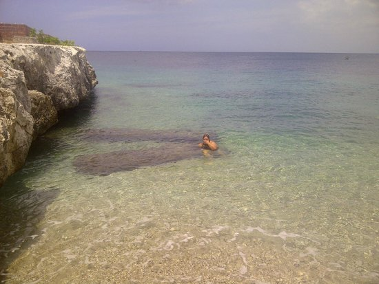 Hilton Curacao: playa