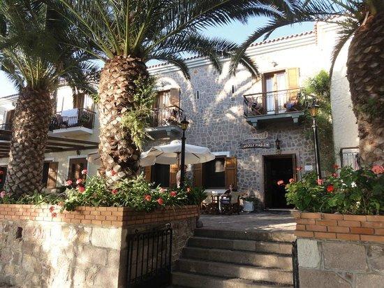 Hotel Molyvos 1 : Hotel