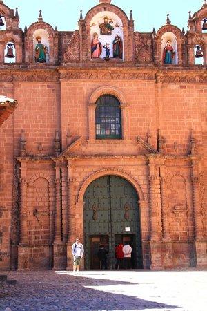 Tierra Viva Cusco Plaza : view of church
