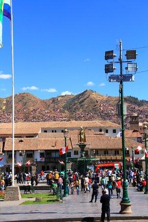 Tierra Viva Cusco Plaza : view