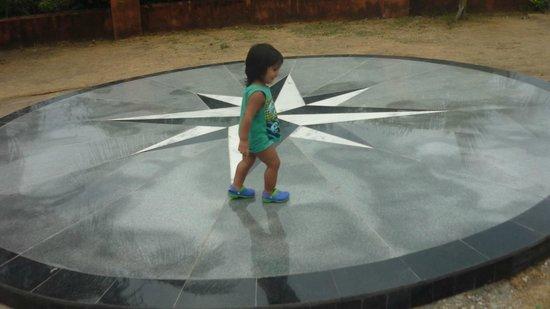 Farol Do Cabo Branco: meu bebê na rosa dos ventos