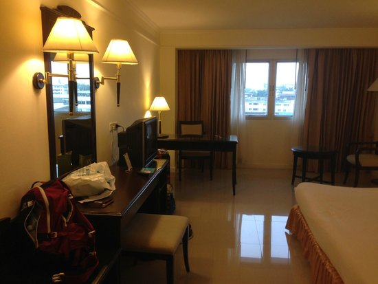 Mercure Chiang Mai: la chambre