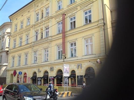 Charles Bridge Palace: Picture of the hotel