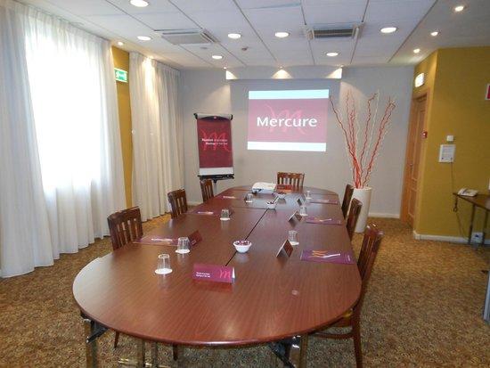 Mercure Roma Corso Trieste: Meeting Room