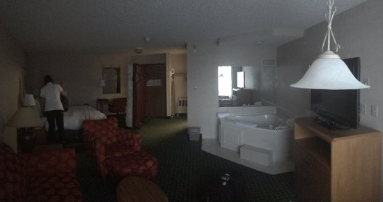 Fairfield Inn & Suites Steamboat Springs: Poop at its finest