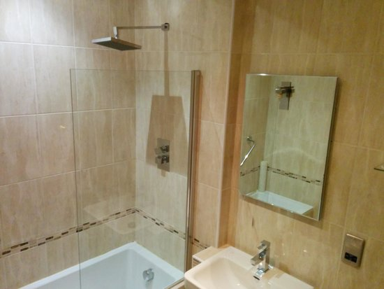 St. Ives Harbour Hotel & Spa: bathroom