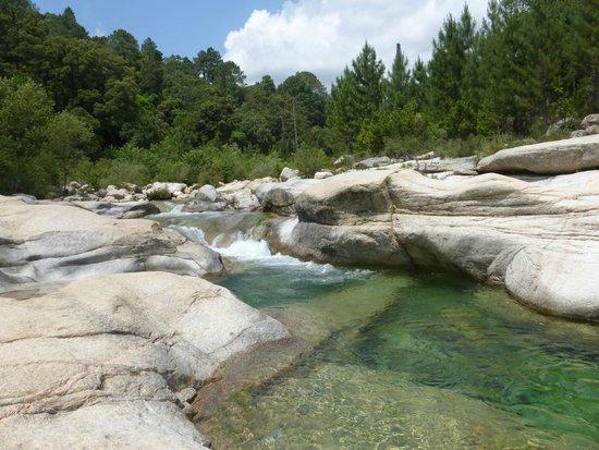 le pont de marion picture of piscines naturelles de cavu