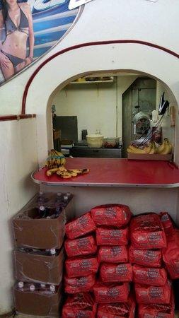 Woodstock Store & Deli: sandwich order window